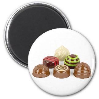 Imã Mistura de doces de chocolate
