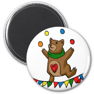Imã Mnanipulação do urso