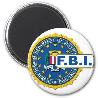 Imã Modelo do selo do FBI