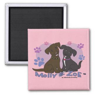 Imã Molly & Zoe