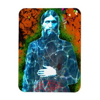 Ímã Monge louca do russo de Grigori Rasputin místico