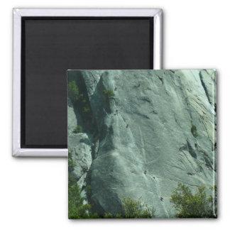 Imã Montanhistas de rocha no EL Capitan