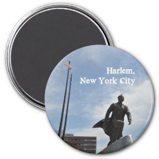 Imã Monumento do Jr. de Adam Clayton Powell em Harlem