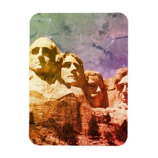 Ímã Monumento nacional 1974 do Monte Rushmore
