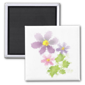 Imã Mosaico 2 da flor da flor