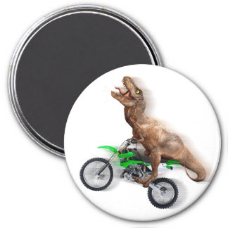 Imã Motocicleta do rex de T - passeio do rex de t -