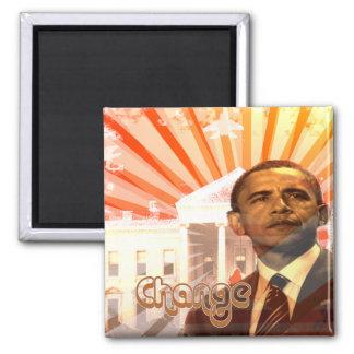 Imã Mudança de Obama