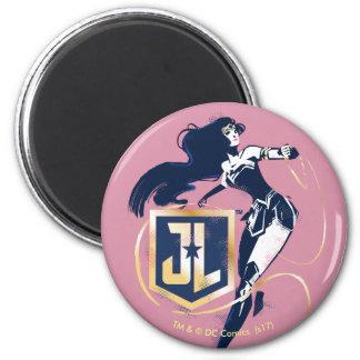 Imã Mulher maravilha da liga de justiça | & de ícone