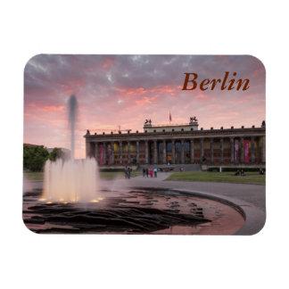 Ímã Museu e Lustgarten de Altes em Berlim