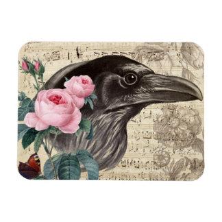 Ímã Música do corvo