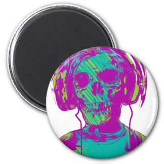 Imã Música do zombi