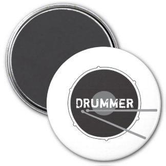 Imã Música rock mínima da percussão do baterista dos