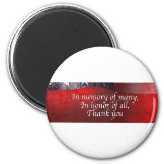 Imã Na memória de muitos em honra de todo o obrigado