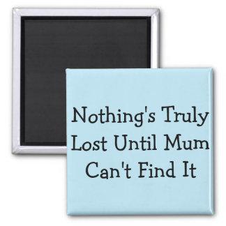 Imã Nada é perdido verdadeiramente até a mãe não pode