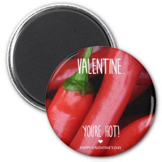 Imã Namorados, você está quente!
