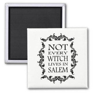 Imã NÃO CADA BRUXA VIVE no Pagan o Dia das Bruxas de