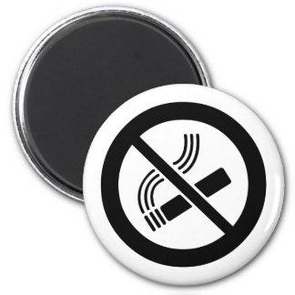 Imã Não fumadores