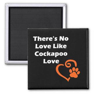 Imã Não há nenhum amor como o amor de Cockapoo