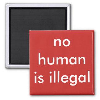 Imã não humano é ilegal