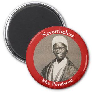 Imã Não obstante persistiu - verdade do Sojourner
