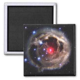 Imã NASA da estrela de V838 Monocerotis