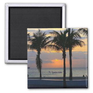 Imã Nascer do sol do Fort Lauderdale