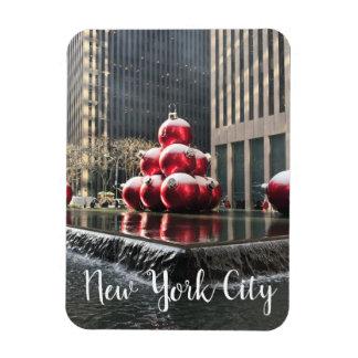 Ímã Natal Center NYC de Rockefeller da Nova Iorque
