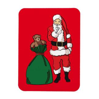 Ímã Natal Papai Noel