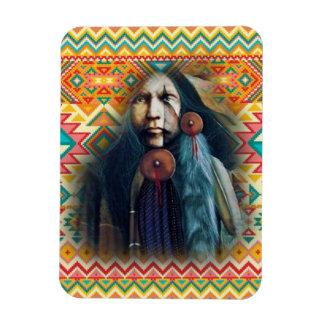 Ímã Nativo americano do sudoeste bravo