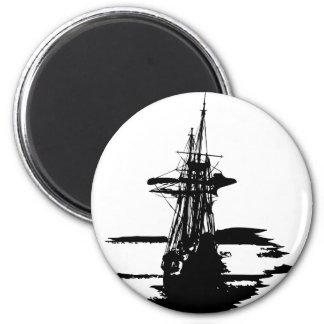 Imã navio de pirata