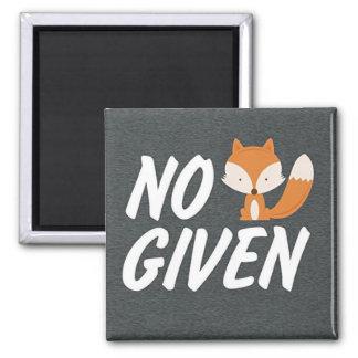 Imã Nenhum ímã dado Fox