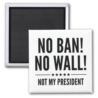 Imã Nenhuma proibição! Nenhuma parede!