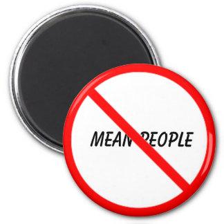 Imã Nenhumas pessoas médias