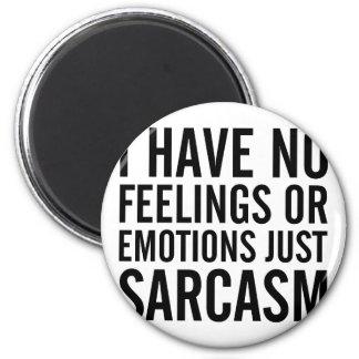 Imã Nenhumas sentimentos ou emoções
