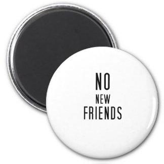 Imã Nenhuns amigos novos