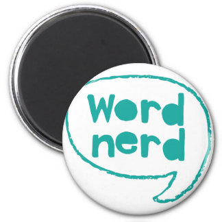 Imã nerd da palavra