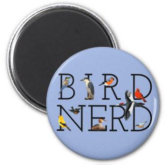 Imã Nerd do pássaro