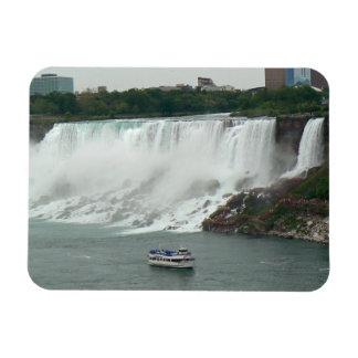 Ímã Niagara Falls no lado canadense