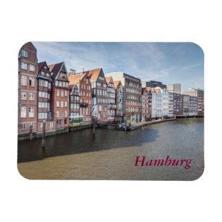 Ímã Nikolaifleet, Hamburgo, Alemanha
