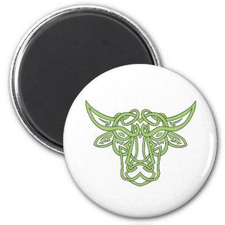Imã Nó do céltico de Bull do Taurus