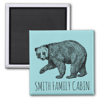 Imã Nome de família do urso