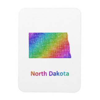 Ímã North Dakota
