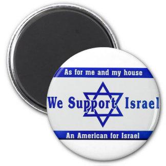 Imã Nós apoiamos Israel