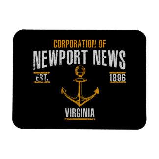 Ímã Notícia de Newport