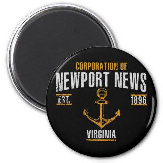 Imã Notícia de Newport