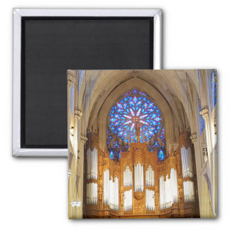 Imã Nova Iorque da catedral de St Patrick