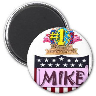 Imã Número um Mike