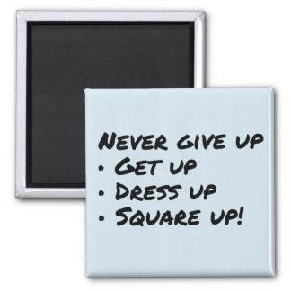 Imã Nunca dê acima