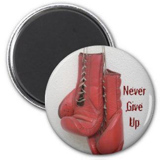 Imã Nunca dê acima o botão