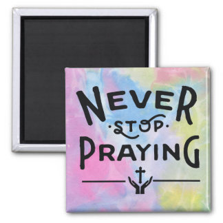 Imã Nunca pare de Praying o ímã